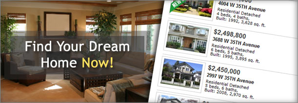 Find Your Dream Home Now
